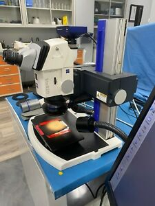 Zeiss Discovery V 12 Stereomicroscope System S n 098291