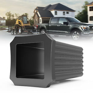 Heavy Duty 2 5 To 2 Trailer Hitch Reducer Towing Adapter Sleeve For Ford Truck