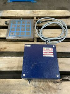 Permanent Electric Magnetic Chuck S p d Magnetic Solutions
