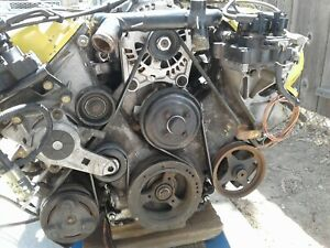 Ford 4 6l Dohc 32 Valves Engine And Trans 1993 1998 Lincoln Mercury Mustang