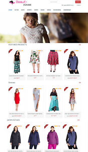 Plus Size Women s Clothing Store The Best Amazon Affiliate Website Free Host