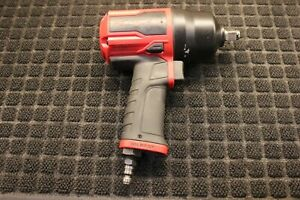 Snap On Tools 1 2 Drive Air Impact Wrench Super Duty Pt850 Usa V3327