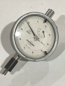 Compac Geneve Precision Dial Indicator Type 555 A 0001 Swiss Made