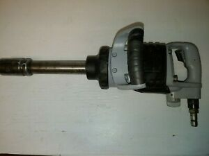 Ingersoll Rand 285b 1 Drive Extended Length Anvil Heavy Duty Impact Wrench