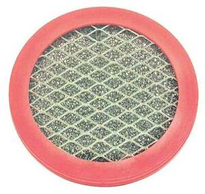 Macs Auto Parts Air Cleaner Filter For Carburetor Scoop 50884 With Red