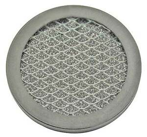 Macs Auto Parts Air Cleaner Filter For Carburetor Scoop 50884 With Black