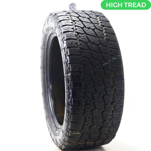 Used Lt 325 50r22 Nitto Terra Grappler G2 A T 122s 11 5 32