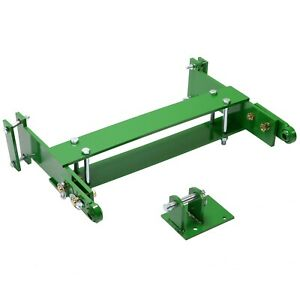 Hecasa 3 Point Hitch Conversion Heavy Duty For John Deere M Mt
