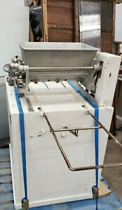 Rhodes Kook E King Automatic Bakery Cookie Depositor Model Pu With 4 Dies
