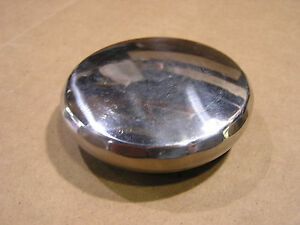 New Stainless Steel Gas Cap For 1950 s 1960 s Ford Lincoln And Mercury