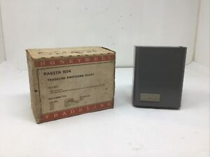 Sid Harvey Honeywell Ra832a 1074 Switching Relay In Box Reman Free Shipping