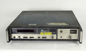 Eip Model 451 Microwave Frequency Counter 300 Mhz 18ghz Parts Repair