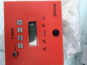 Cwsi Wra 3 Wireless Commercial Fire Alarm Remote Annunciator