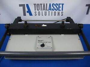Seal Incorporated Commerical 210 Dry Mounting Laminating Heat Press
