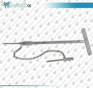 Charnley Pin Retractor Set Surgical Veterinary Orthopedic Instruments
