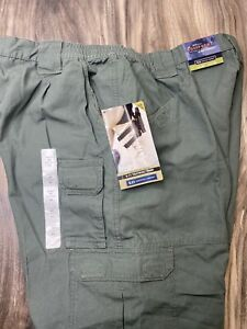 NWT 5.11 Tactical OD green cargo pants 42x31 Police Law Enforcement Military $25.99
