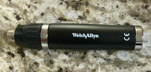 Welch Allyn Lithium Ion Handle 71910 Handle Only For Diagnostic Otoscope Set