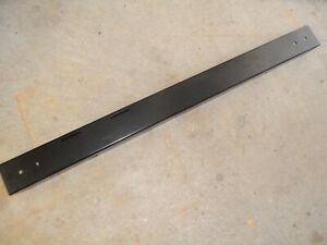 New Replacement Jeep Yj Wrangler Front Bumper Oe Style 1987 1995 Black