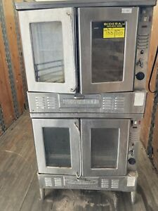 Used Blodgett Zephaire Double Electric Convection Oven