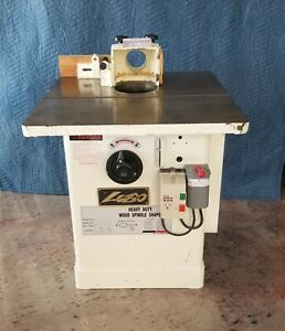 Lobo Wood Shaper Machine Sp 30 Good Condition Great Deal For 850