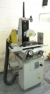 dfw Area Harig 612 6x12 Hand Feed Surface Grinder W Magnetic Chuck