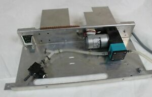Tecan Evo genesis Fastwash Pump Kit With Mounting Plate Cable Pc Board