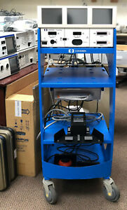 Covidien Valleylab Force Triad Esu 3 60 Software W Cart And Footswitches