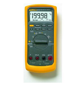 Fluke 2074974 87 5 Industrial True Rms Digital Multimeter With Thermometer