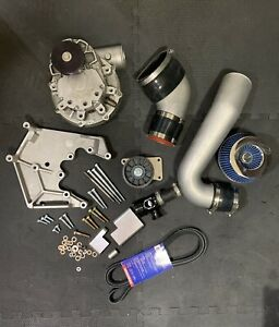 Ford Mustang Cobra Mach 1 4 6 Dohc 4v Turbo Supercharger