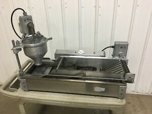 Belshaw Donut Fryer Dr 42 With Dropper And 1 1 2 Plunger