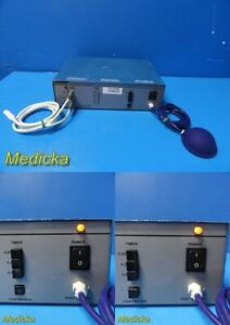Circon Acmi Aeh 2 Electrohydraulic Lithotriptor W Foot pedal Cable 25744