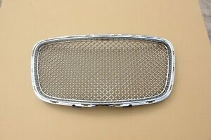 2015 2019 Chrysler 300 300c Front Grille Hood Grille Chrome Bentley Style Upper