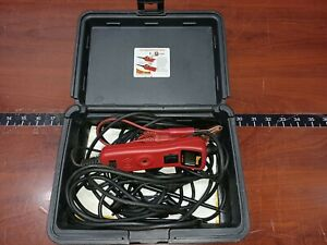 Power Probe Pp319ftc Red Iii 12 42 V Lead Tester With Case C X