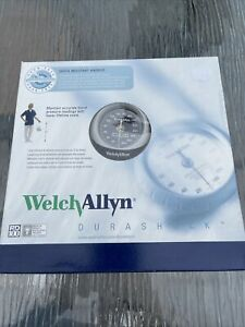 Welch Allyn Ds45 10 Durashock Handheld Gauge And Small Adult Blood Pressure Cuff