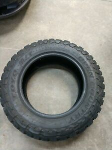 1 Lt 27565r20 Toyo Open Country Mt Tires Offroad 2756520 Lre