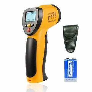 Helect Infrared Thermometer No contact Digital Laser Temperature Gun
