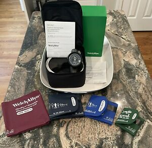 Family Practice Blood Pressure Cuff Kit Aneroid Ped Flexiport Cuff Ds58 Eac