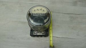 Vintage Sangamo Electric Company Watthour Meter Type H Rare One Check It Out