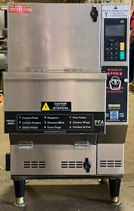 2019 Perfect Fry Pfa570 Fully Automatic Ventless Countertop Electric Deep Fryer