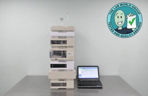 Agilent 1100 Series Hplc System With Vwd And Warranty See Video