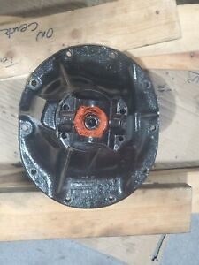 55 64 Chevy 3 36 Open Rear End Differential 3725899 Stamped Bb0504