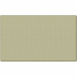 Ghent 174 Fabric Bulletin Board With Wrapped Edge 48 w X 12 h Beige