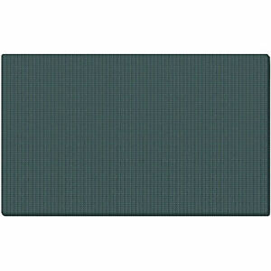 Ghent 174 Fabric Bulletin Board With Wrapped Edge 72 5 8 w X 48 5 8 h Blue
