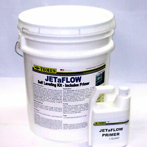 Je Tomes T 411 Self leveling Concrete Patch Repair Kit Patch