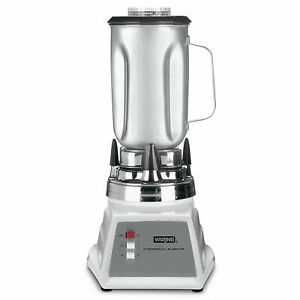 Waring 7011s Blender 2 Speed Stainless Steel Container 32 Oz