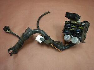 Jeep Wrangler Yj 92 95 Dash Wiring Harness Fuse Block Parts Only