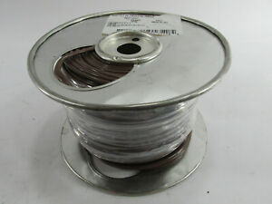 Coleman Cable 250 Ft 18 4 Thermostat Wire 553040407