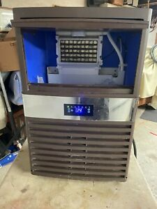 Commercial Ice Maker Under Counter Restaurant Ice Cube