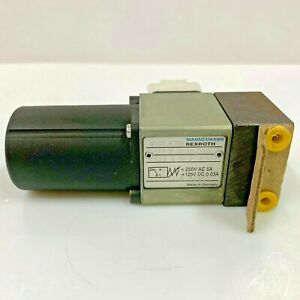 Rexroth Hed8 Series Hydro Electric Piston Pressure Switch Hed 8 Op 11 350 Flange