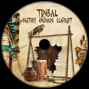Tribal Native Indian png Vector 280 Best Clip Art Royalty free Dvd